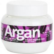 Kallos Argan Maske für gefärbtes Haar 275 ml