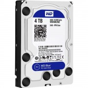 Western Digital SATA-3 4TB 64MB Blue 5400RPM