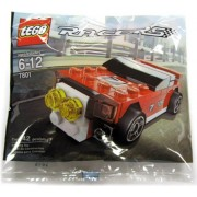 LEGO Racers Mini Set #7801 Rally Racer [Bagged]