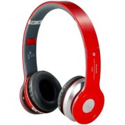 A Five S450 Bluetooth Headphone Red