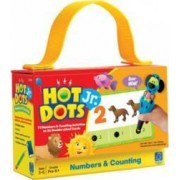 Jucarie educativa Educational Insights Hot Dots Junior - Numbers and Counting