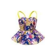 Barbie Roupinhas Vestido Florido - Mattel