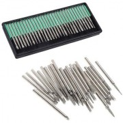 Diamond Rotary Burrs set Dremel Tools Accessories with 1/8' 3.2