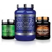 Combinație pentru dezvoltarea mușchilor de calitate / BAZA