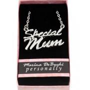 Special Mum - Silverfärgat Smycke