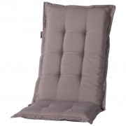 Madison Pernă scaun de exterior Panama, 123x50 cm, gri taupe PHOSB222