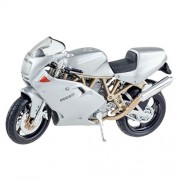 Bburago Ducati Supersport 900FE, Grey