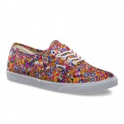 Shoes Vans Authentic Lo Pro Ditsy Floral Purple