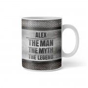 Tasse personnalisable - The Legend