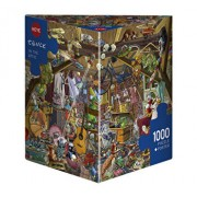 Puzzle Heye The Attic, 1000 piese
