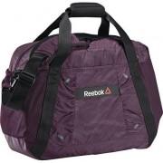 Reebok - One Series Graphic Grip 30L tas - Unisex - Accessoires - Paars - 1SIZE