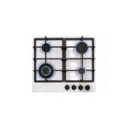 Encimera Gas Cata RGI6031WH 4 Fuegos Blanca 60cm