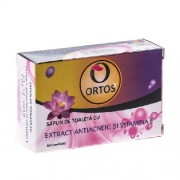 Sapun Antiacneic cu Vitamina E 100gr Ortos