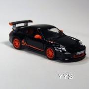Porsche 911 GT3 RS Die Cast 1:36 Scale - Black