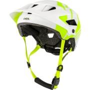 Oneal Defender Nova Cykel hjälm M L Vit Gul