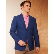 McGregor Veste blazer côtelée bleue