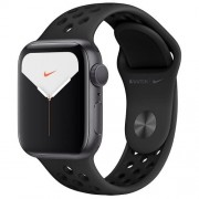 Apple Watch Nike Series 5 GPS 40mm Space Grey Aluminium Case Anthracite Black Nike Sport Band