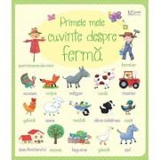 Primele mele cuvinte despre ferma (Usborne)/Usborne Books
