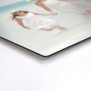 smartphoto Aluminiumtavla med borstad yta 80 x 30 cm