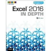 Excel 2016 in Depth (Includes Content Update Program)