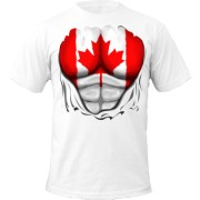 Tricou Canadian Muscle