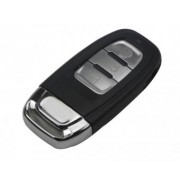 Carcasa cheie Telecomanda Smart Key Audi A4 A5 A6 Q5 Q7 S4 S6 S5 cu suport baterie