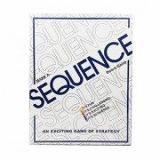 Marathon Sequence Board Game Exciting Strategy Game for Family Challenging Card Game for Ages 7 Above