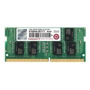 SODIMM, 16GB, DDR4, 2133MHz, Transcend, 2Rx8 (TS2GSH64V1B)