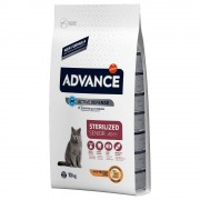 Affinity Advance Advance Sterilized Senior +10 con pollo - Pack % - 2 x 10 kg