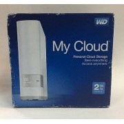 Western Digital WD (Western Digital) mio Cloud personale Network Attached Storage