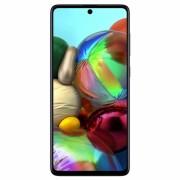 Samsung Galaxy A71 (128GB, 6GB RAM, Single Sim, Black, Local Stock)