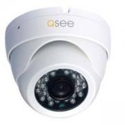Водоустойчива AHD камера Q-See QTH7233D, куполна, 1/3 CMOS, 2.0MP, 1080P, 2.8-12mm, IR-30, QTH7233D