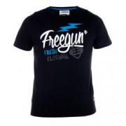 T-Shirt FREEGUN jersey Fonc