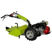 G 85 Grillo Motocultor motor Honda , 4 viteze , tip motor GX 200 , freza de pamant de 58 cm