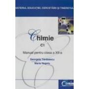 Chimie cls 12 C1 2007 - Georgeta Tanasescu Maria Negoiu