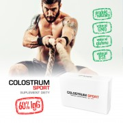 COLOSTRUM SPORT - tabletki 60 szt.