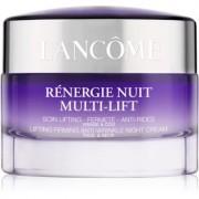 Lancôme Rénergie Nuit Multi-Lift нощен крем против бръчки на лицето и шията 50 мл.