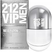 212 Vip Men Pill EDT 20 ML de Carolina Herrera - Hombre