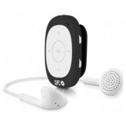 SPC 8584N Reproductor MP3 4GB Radio Clip Negro
