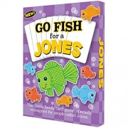THE JONES FAMILY GAME - special edition card games for families named Jones!