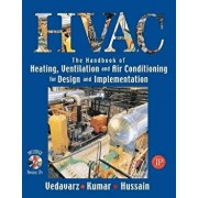 The Handbook of Heating, Ventilation and Air Conditioning for Design and Implementation, Paperback/Ali Vedavarz