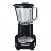 kitchenaid Blender Artisan 38,5 cm 550 W et bols 1,5 L et 0,75 L noir 5KSB5553EOB kitchenaid