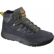 Salomon Instinct Travel Mid GTX Azul Oscuro 10.5 (45 1/3)