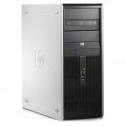 Calculator HP DC7800 MT, Intel Core 2 Quad Q9505, 4GB DDR2, 250GB, DVD-RW