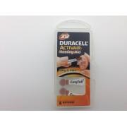 Duracell 312, PR41, 1.45V baterie auditiva blister 6 pentru aparate auditive