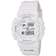 G-Shock Analog-Digital White Dial Mens Watch-GAX-100A-7ADR (G676)