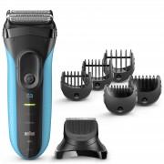 Braun Afeitadora eléctrica Multi Shave&Style; 3-en-1 de Braun