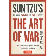 Sun Tzu's the Art of War: Bilingual Edition Complete Chinese and English Text, Hardcover