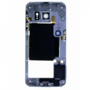 Mijloc Samsung Galaxy S6 edge SM G925 Albastru Original