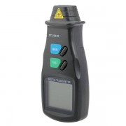 Meco Digital LCD Display Laser Tachometer Non Contact RPM Tach Tool Meter